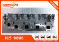 日産 Narava Cabstar YD25 908505 のためのアルミニウム シリンダー ヘッドを完了して下さい