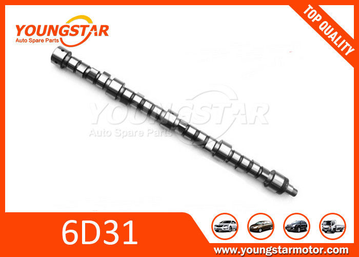 Standard Size Exhaust Camshaft  For MITSUBISHI 6D31 ME081645 ISO 9001 Approved