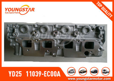 日産 Navara YD25 のシリンダー ヘッド 2.5DDTI DOHC 16V 2005 年- 11039 - EC00A